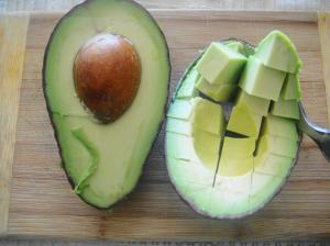 avocado-cubes